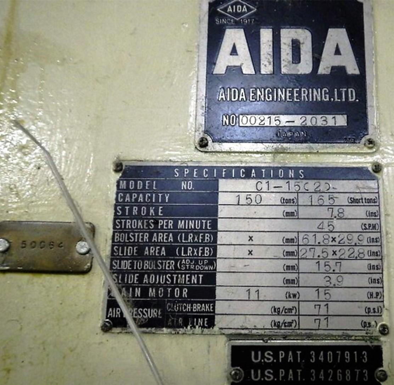 165 Ton Aida