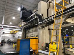 630 ton Aida servo press 2