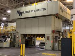 1500 ton Muller Weingarten
