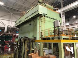 1500 ton Komatsu main