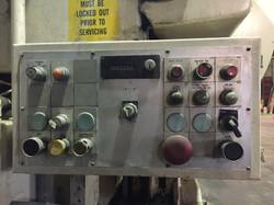 Minster 45 ton press controls