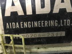 Aida 60 ton press 3