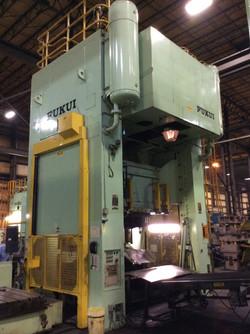 Fukui 550 ton press for sale