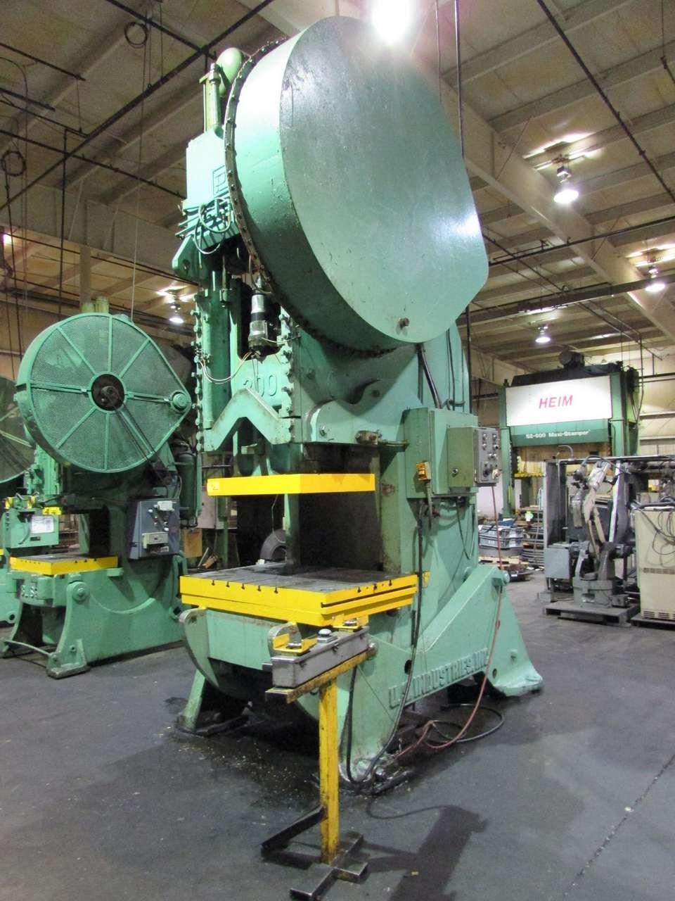 200 ton USI Clearing