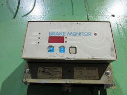 200 ton Clearing brake monitor