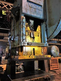 Verson 250T Gap Press [12F O.B.G]  DP1273 c