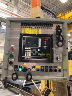 250 ton Stamtec controls