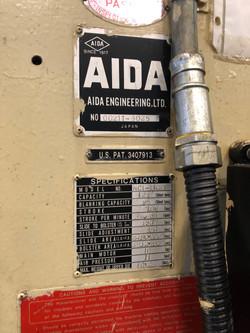 121 ton Aida data