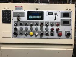 300 ton Minster controls