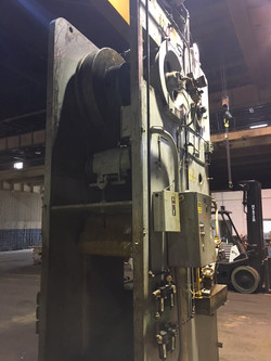 150 ton verson rear