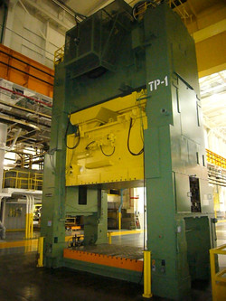 Weingarten 550 ton press for sale