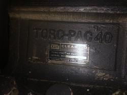 Torc-Pac 40 serial