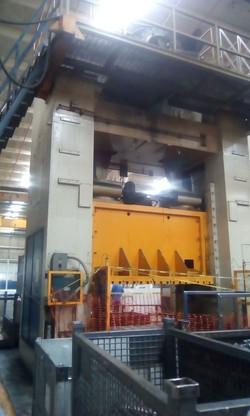 1000 ton Schuler ram