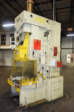 110 ton aida gap frame 2