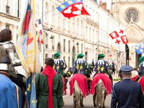 """""""C'est quoi la France ? C'est qui Jeanne d'Arc""""  - 8 mai 2012"""
