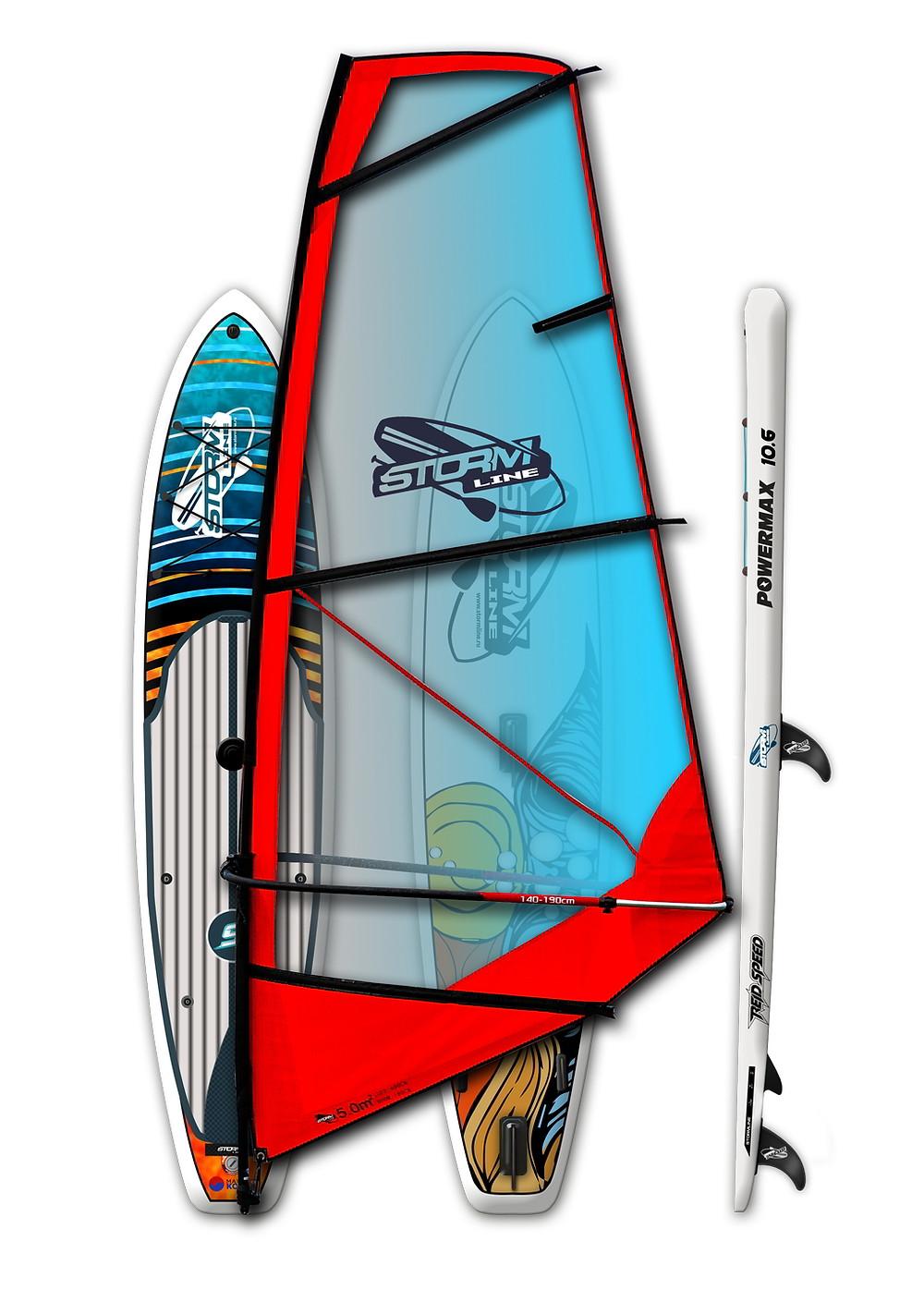 windsurf stormline