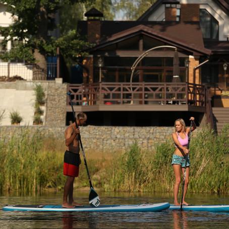 Купить SUP борд или брать в аренду все лето?