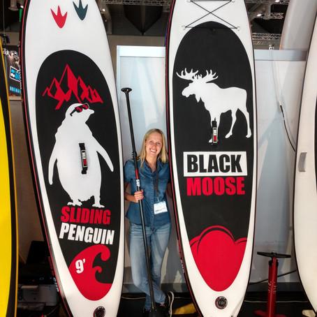 Paddle Expo 2016. Выставка достижений гребного спорта в Нюрнберге или какие бывают SUP борды.