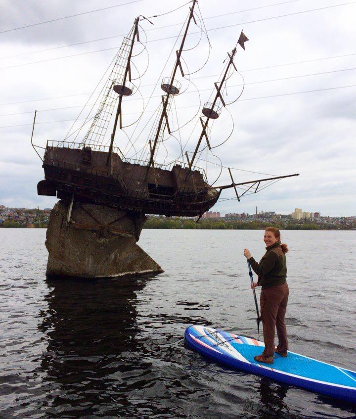корабль нептун