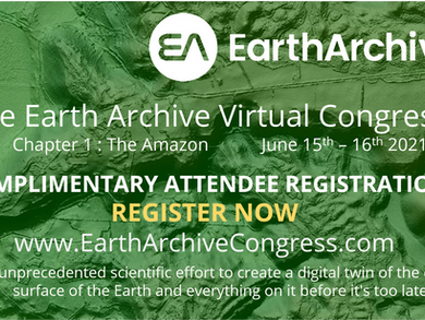 EAASI joins the The Earth Archive Virtual Congress as a supporting organization