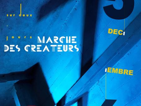 Marché de Noël des créateurs Saintes