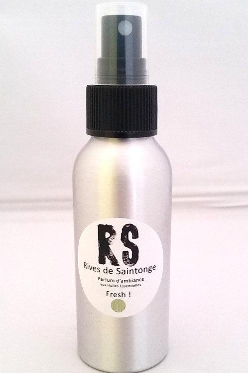Spray désodorisant naturel Fresh