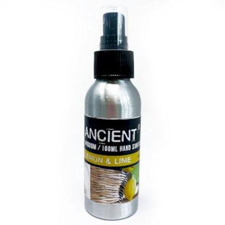 Spray désinfectant HE Citron Vert