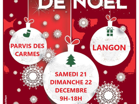 Marché de Noël Langon (33)