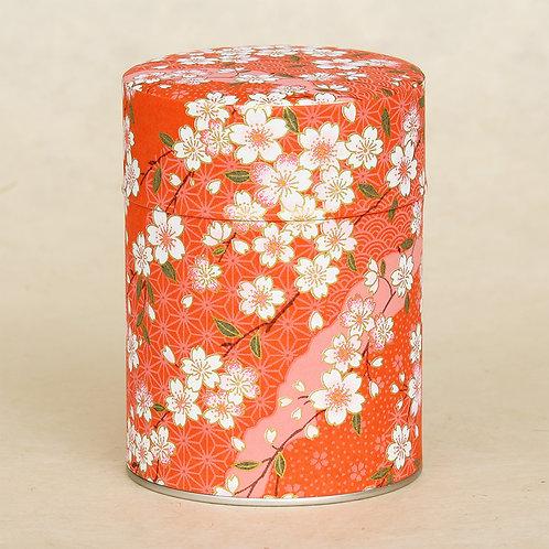 Bougie Luxe papier Japonais Akaï