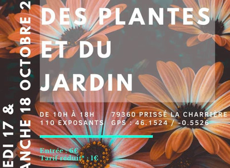 Fête des plantes et des jardins Péré