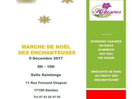 Marché de Noël Saintes