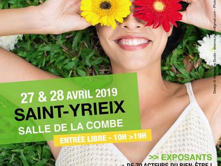Salon Naturellement St Yrieix sur Charente