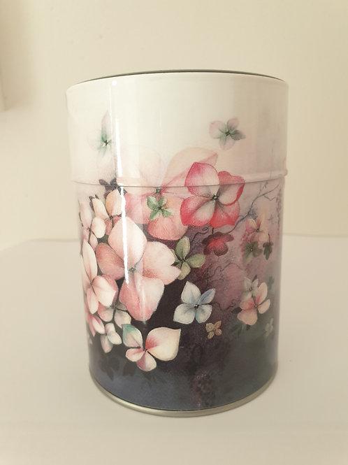 Bougie Luxe papier Japonais Fleurs