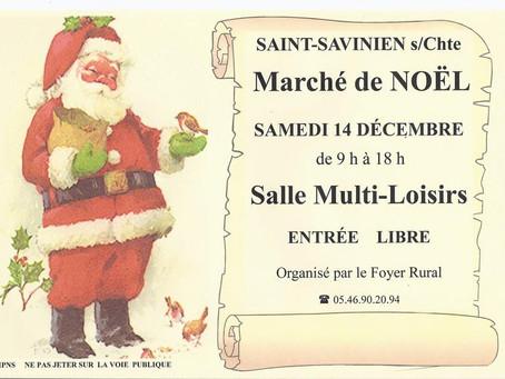 Marché de Noël Saint-Savinien (17)