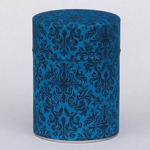 Bougie Luxe papier Tibétain Bleu