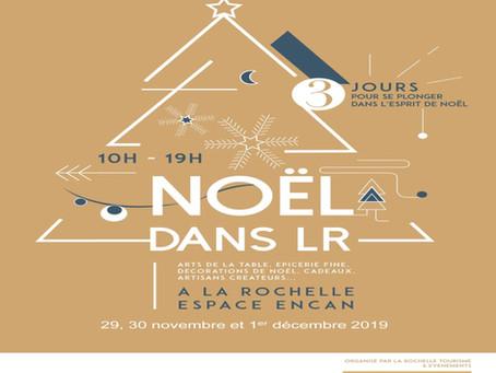 Noël dans LR espace Encan La Rochelle