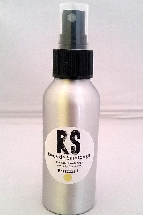 Spray désodorisant naturel Bzzzzzzz