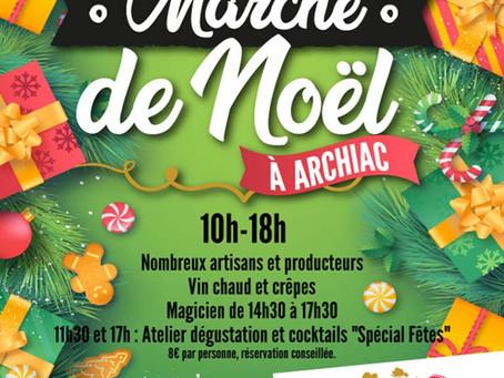 Marché de Noël Archiac (17)