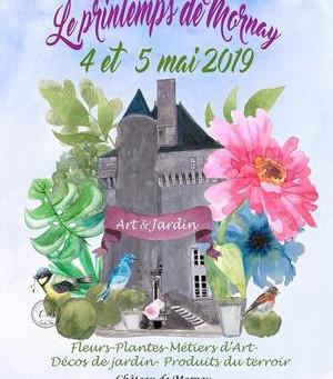 Le Printemps de Mornay 4 et 5 Mai 2019