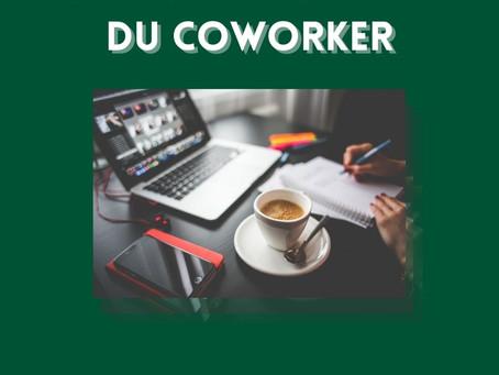 Les équipements indispensables du Coworker
