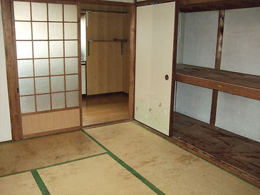 大阪市 70 代男性 片付け後