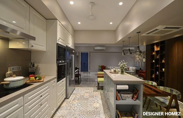 modular kitchen renovation
