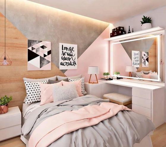 Coltish Girl Bedroom