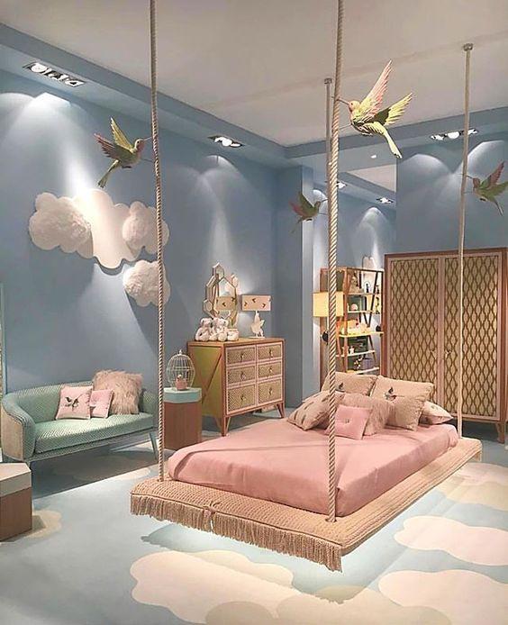 Unique Kid's Room Interior Designing Themes