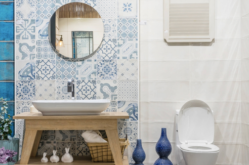 Bathroom interiors for your gugaon apartment