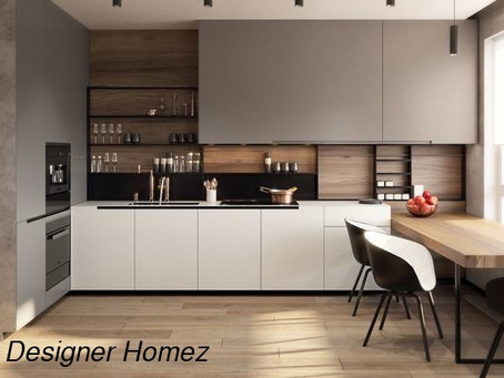 Learn How to Design a Modular Kitchen at Affordable Price