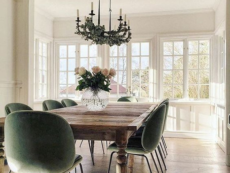 How To Make Dining Space More Beautiful?