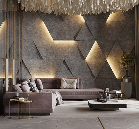 Creative Wall Decoration Tips for Interior Walls of the Home