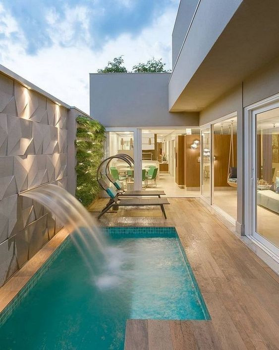 swimming pool designs and plans