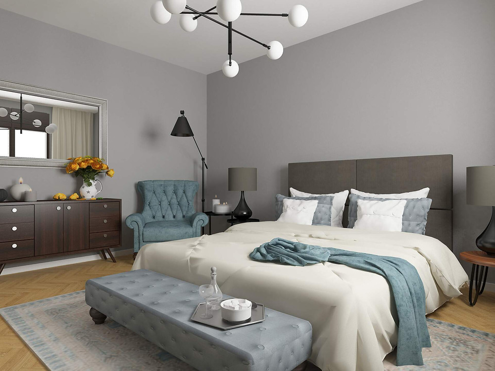 Design Your Bedroom for Better Sleep